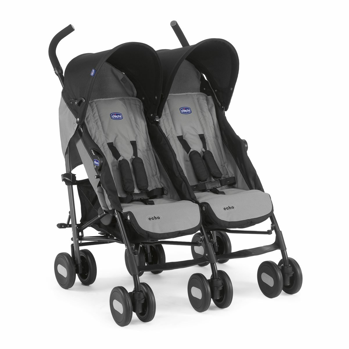new echo twin stroller from Chicco
