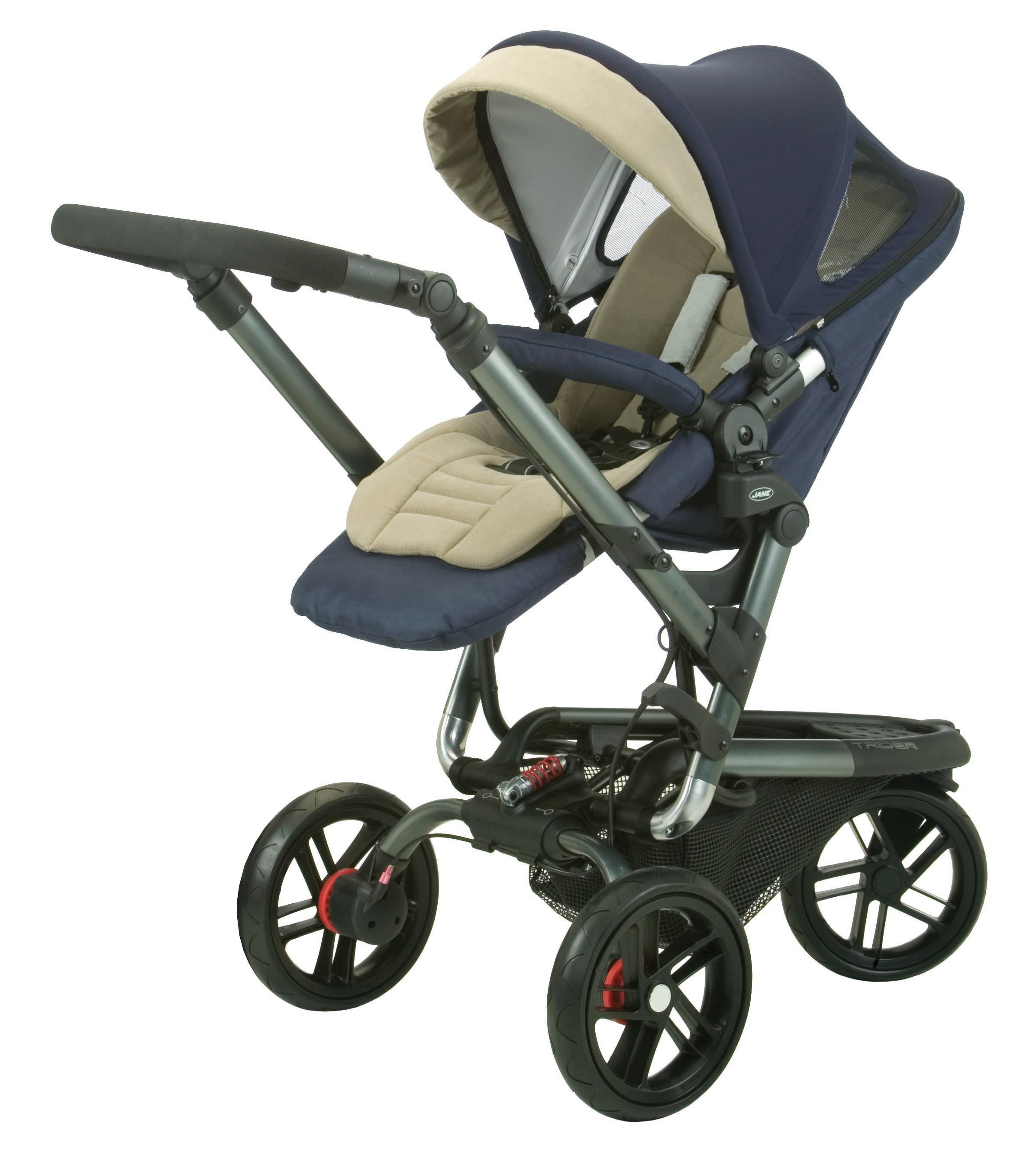 new trider pushchair from Jane