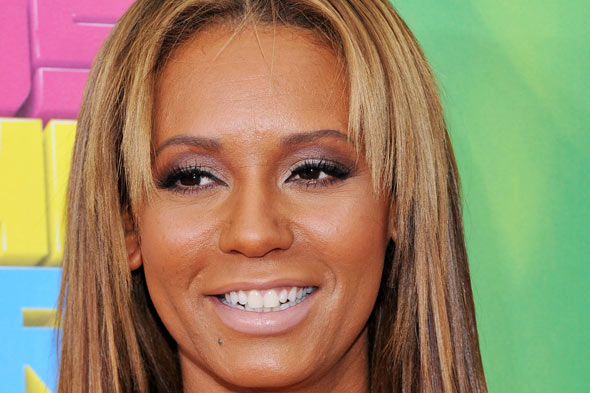 Mel B: I love putting on weight