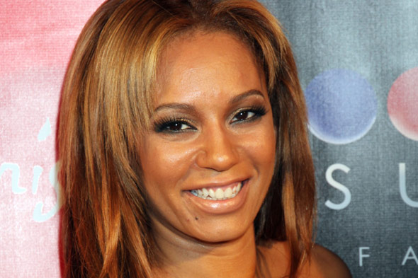 Mel B pregnancy: I endured three months of morning sickness