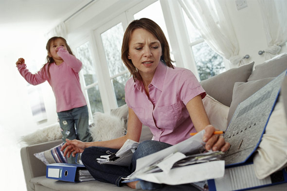 Working mums under attack yet again in new report