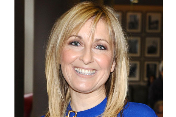 Fiona Phillips: My son is desperate for me to be on Daybreak!