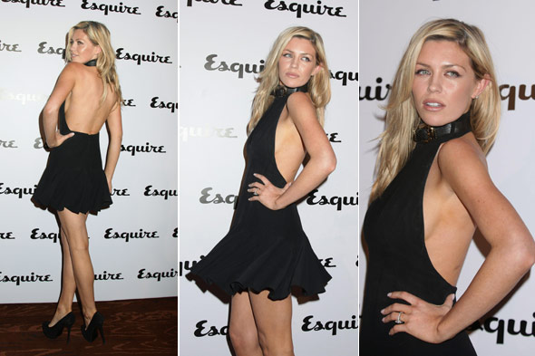 Abbey Clancy: skinny new mum strikes again!