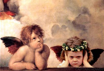 Grace the cherub
