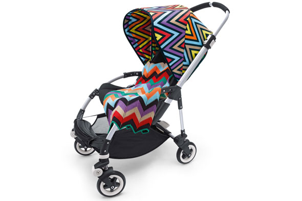 Bugaboo launches Missoni designed buggy