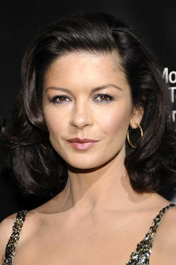 Catherine Zeta Jones: Low energy levels