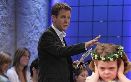 Grace takes on Jeremy Kyle