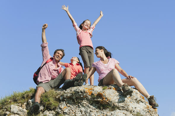 Great ideas for keeping your family happy this summer