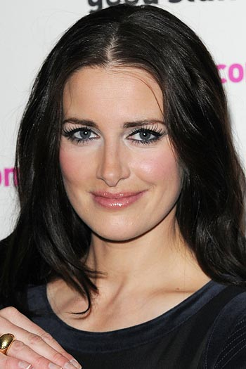 Kirsty Gallacher: Extreme morning sickness