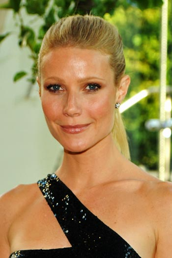 Gwyneth Paltrow: Morning sickness