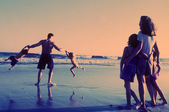 Should parents take holidays without children?