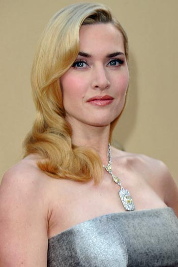 Kate Winslet: Swollen ankles and back ache
