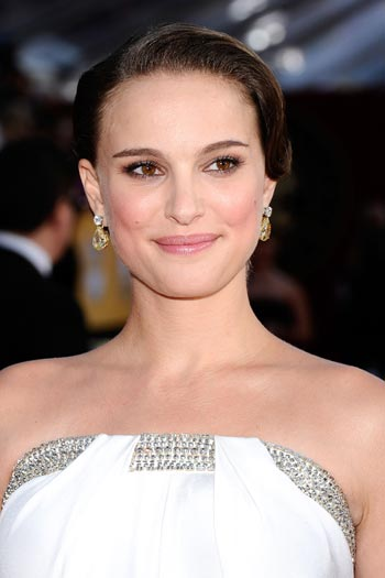 Natalie Portman: Morning sickness
