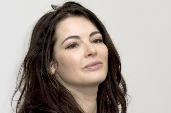 Nigella Lawson's husband hates her cooking