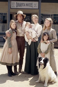 Charles Ingalls, aka, Pa, Little House on the Prairie