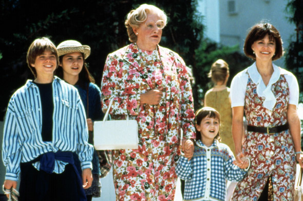 Daniel Hillard / Mrs. Euphegenia Doubtfire, Mrs Doubtfire