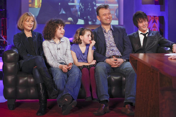 Pete Brockman, Outnumbered