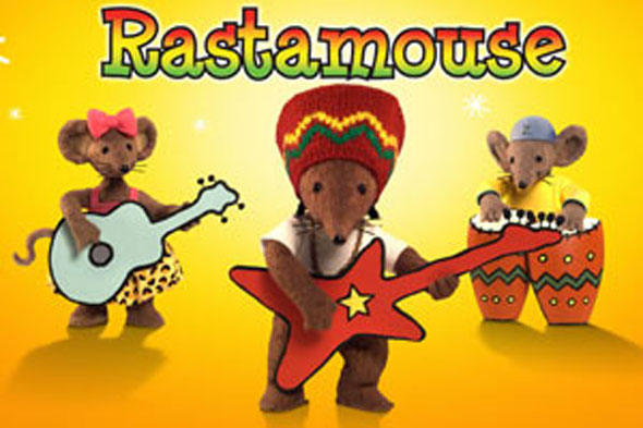 Rastamouse releases first music album!