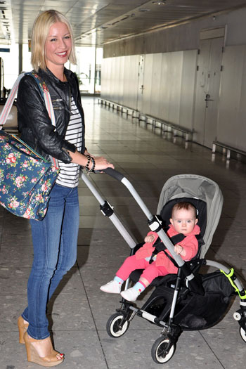 Denise Van Outen: Bugaboo Bee