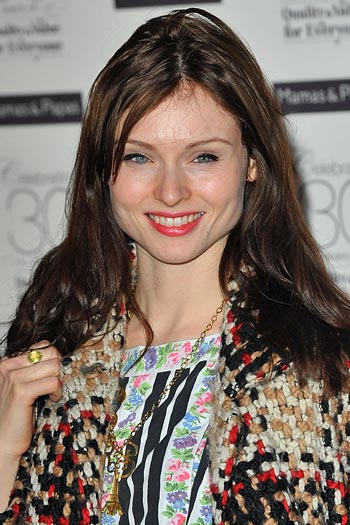 Sophie Ellis Bextor: Pre-eclampsia