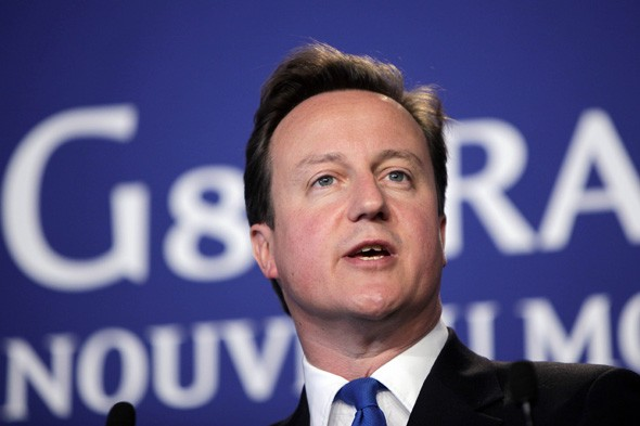 Sexualisation of children - David Cameron supports reforms