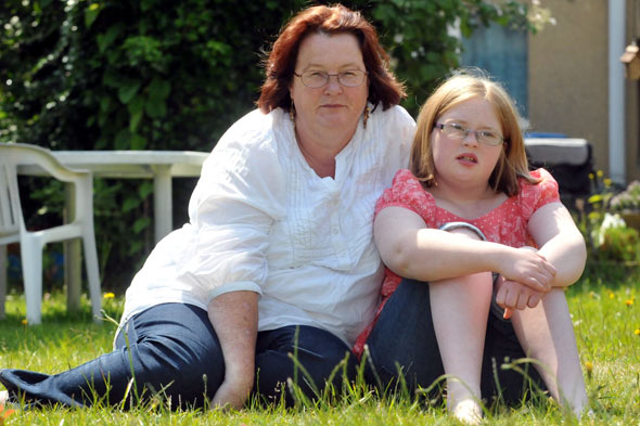 Mum claims daughter refused a plane ticket - because she has Down's Syndrome