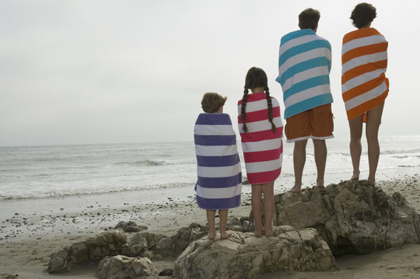 Cash-strapped families planning to stay at home this summer holidays