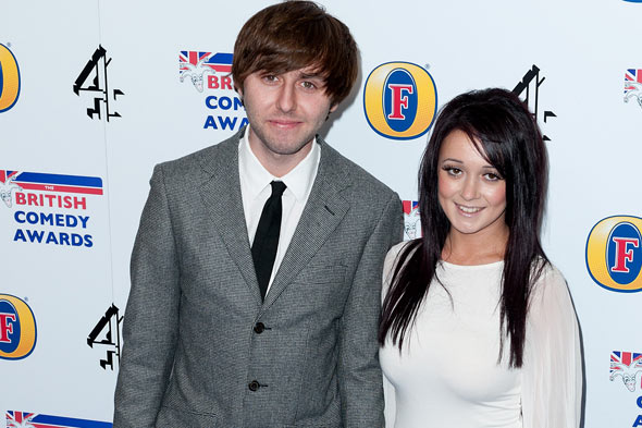 James Buckley and Clair Meek