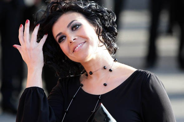 Kym Marsh stillbirth - 'He was tiny but perfect'