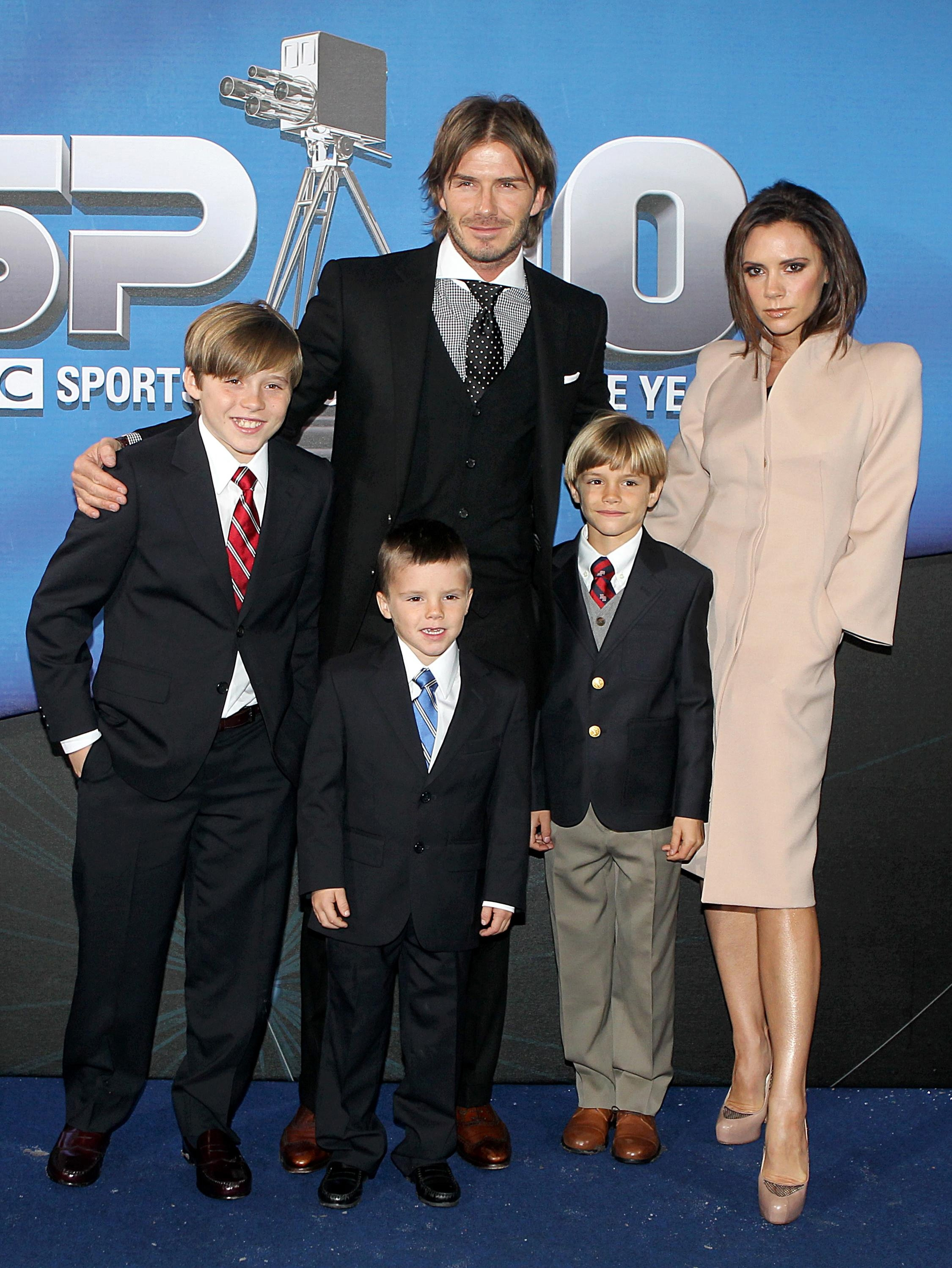 The Beckhams