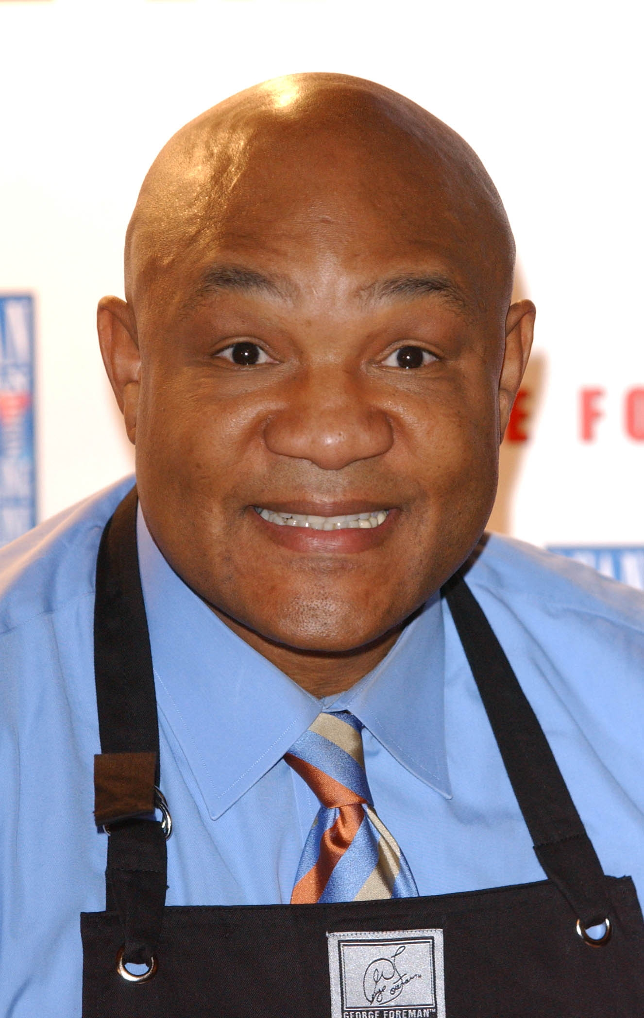 George Foreman