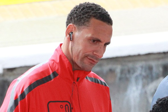 Rio Ferdinand tweets about life with his babies