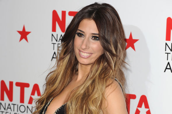 Stacey Solomon