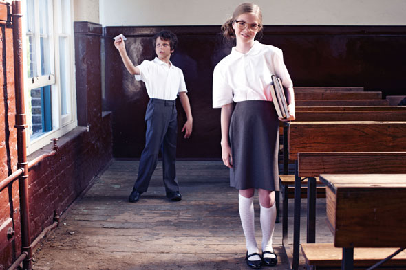 Is this the cheapest school uniform ever? Tesco launch £3.60 school uniform