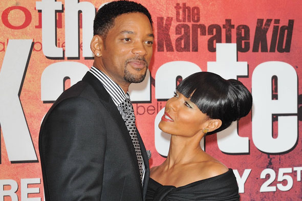 will smith wife jada. Will Smith is desperate for