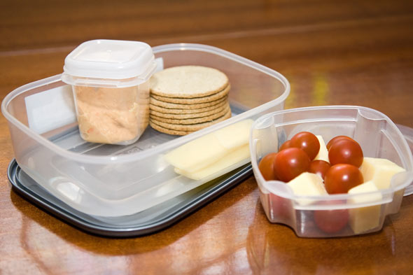 Children bored of sandwiches? Five days of alternative packed lunch recipes