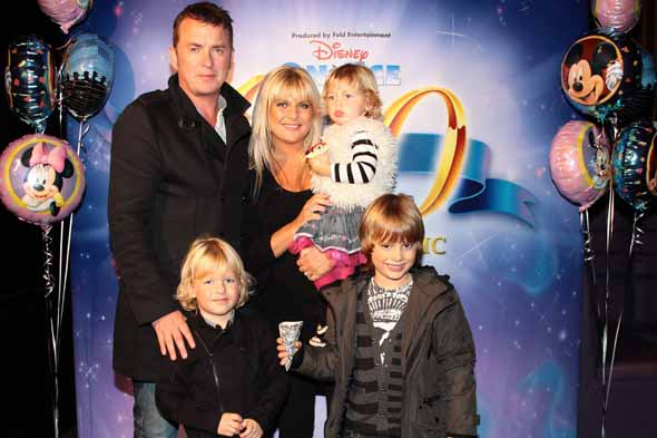 Shane Ritchie wants to adopt - dad of FIVE wants more kids