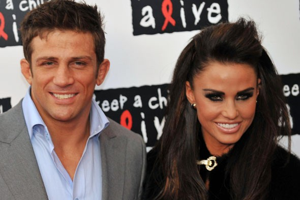 Co-sleeping? Jordan's ex Alex Reid shared bed with mum 'til he was THIRTEEN!