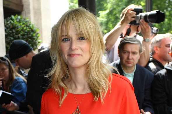 Edith Bowman, mum to Rudy