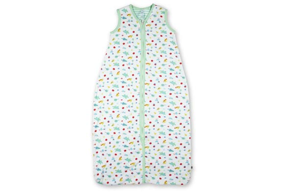 Green Baby sleeping bag