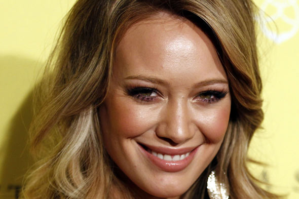 Is Hilary Duff being dropped from film roles because of pregnancy?