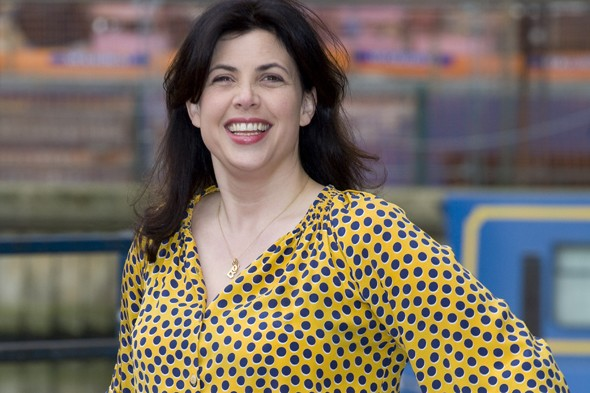 Kirstie Allsopp says 'do what your partner prefers'