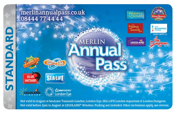 Annual Merlin Pass