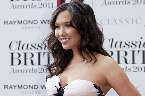 Myleene Klass sticks up for Hero