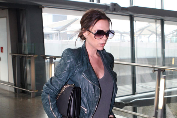 Victoria Beckham who had 4 c-sections