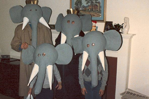 Possibly the best group costume EVER