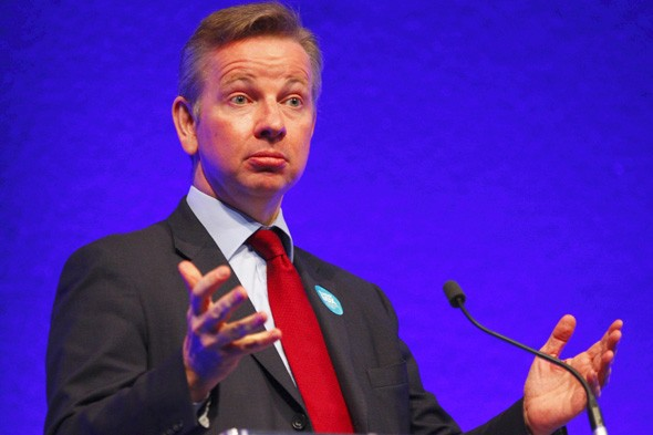 Michael Gove vows to put teachers back in charge of the classroom