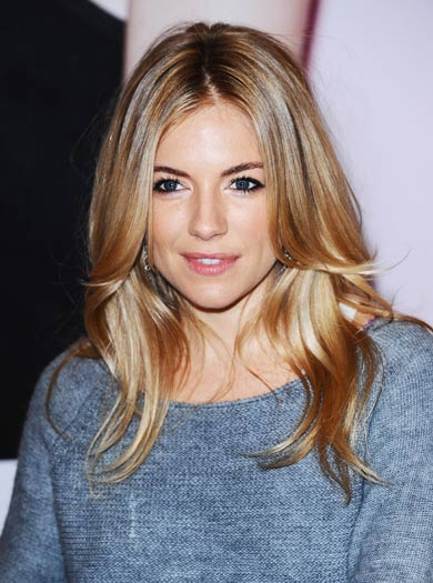 Stepmum fail: Sienna Miller cuts Sadie's son's hair