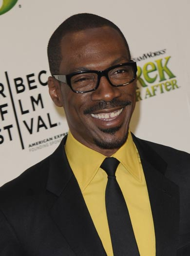 Eddie Murphy: Who's the daddy?