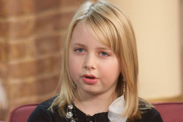 Livvy James on This Morning
